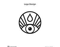 Holy Sight Eye Dropper Logo