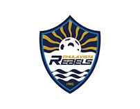 Chula Vista Rebels Logo Redesign (Chula Vista + Rebels)
