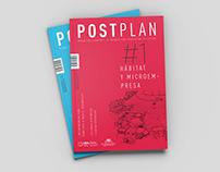 Diseño revista POSTPLAN
