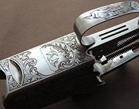 Ружье ЛТ5110 №1 Engraved gun