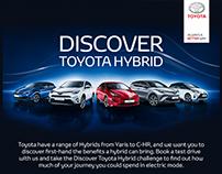 Toyota Hybrid Email