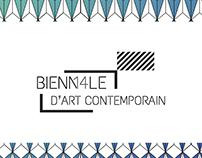 Guidelines Brand - Fictive project - 14e Biennale Lyon