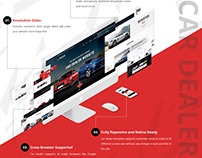 Car Dealer - Automotive Responsive HTML5 Template