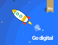 Go digital promo
