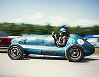 pre war racing, a travel back in time !