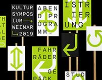 Cultural Symposium 2019 - Visual Identity