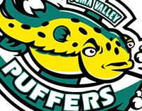 Unlikely Mascot Logo