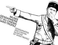 Musée du Cinéma et de la Gendarmerie de Saint-Tropez
