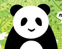 Panda, please