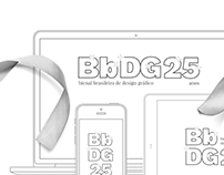 Bienal Brasileira de Design Gráfico - 25 Anos
