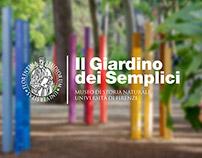 WAYFINDING | Giardino dei Semplici | Firenze