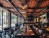 Wilson Associates | Bread Street Kitchen, Singapore