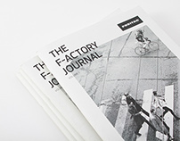 Freitag: THE F-ACTORY JOURNAL