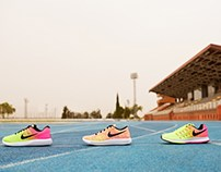 Hamish Stephenson - Nike Running