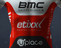 BMC Etixx U-Place Pro Triathlon 2016 Outfits