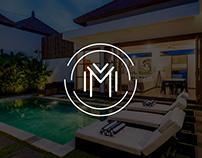 THE MANDARIN VILLA - branding