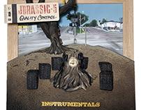 Jurassic 5 - Quality Control 2.5D