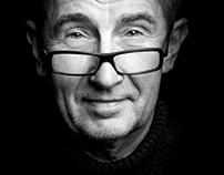 Andrej Babiš portrait