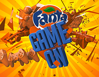 FANTA Bumpers GAME ON !