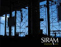 Brochura da empresa SIRAM