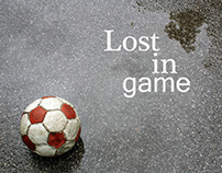 Lost in game