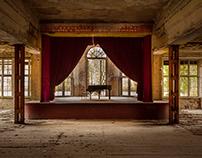 Sanatorium Grabowsee 2016
