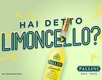 Limoncello Pallini - TV Spot 15''