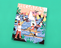 Cover Illustration / Regatas Magazine