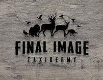 IN PROGRESS: Final Image Taxidermy Branding