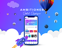 Ambitioner - App For Student