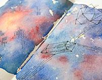 Watercolor sketchbook – everyday project
