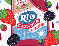 "Illustrations for ""Rio"" (kemeco) social campaign."