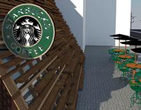 Projeto Conceito - Starbucks Poços de Caldas