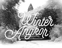 Winter in Angkor