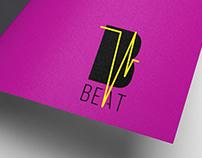 BEAT MUSIC APP: Logo design
