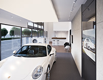 Porche Concept service point