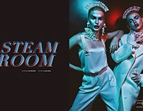 Steam Room @ Scala Regia, 1st Edition