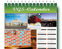 VGS Calender y today tomorrow