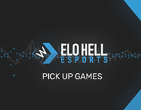 Elo Hell Pick Up Games Ad