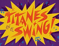 BEBOP DE RANSEN / adelanto de TITANES EN EL SWING!