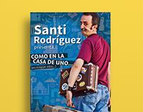 Santi Rodríguez | Show posters