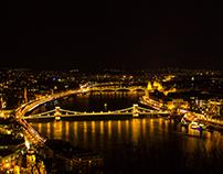 Landscape Budapest