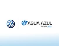 Volkswagen Agua Azul | Campañas