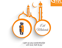 Gtel Eid Artwork