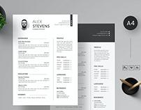 CV Resume & Cover Letter