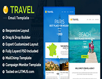 Travel/Hotel E-newsletter + Builder Access