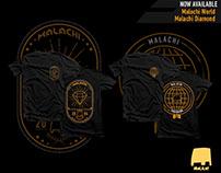 Malachi Diamond And Malachi World Series