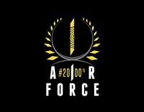 AIR FORCE 2000TH | ACADEMIC WORK