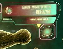 Biohazard Peanut