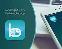 bedr Radio, Icon